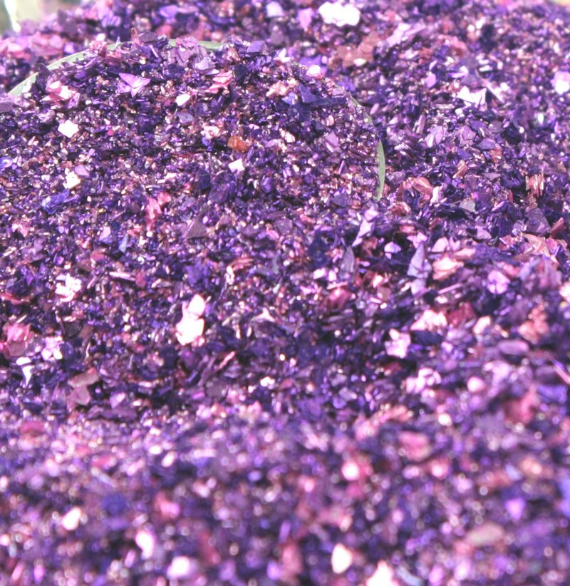 Purple Shine Glitter  - 311-BD-01